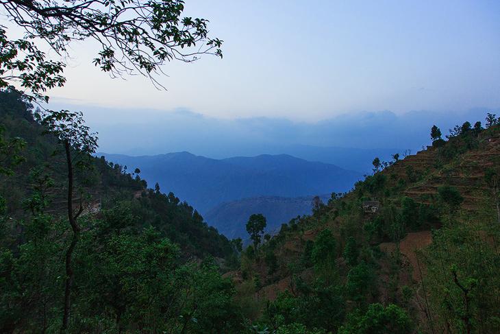 Непал. Гималаи