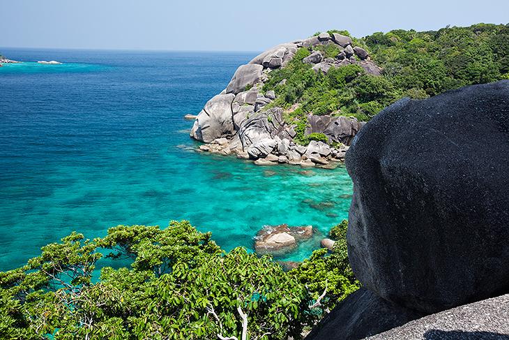 Тайланд. «Голова черепахи»